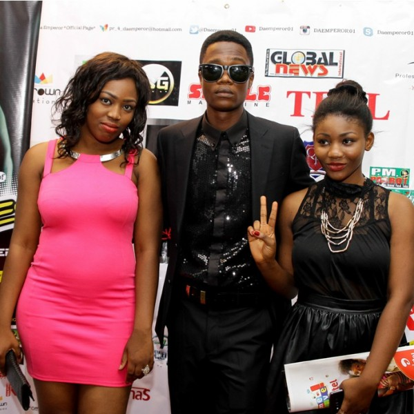 Para Mode Premiere at Silverbird