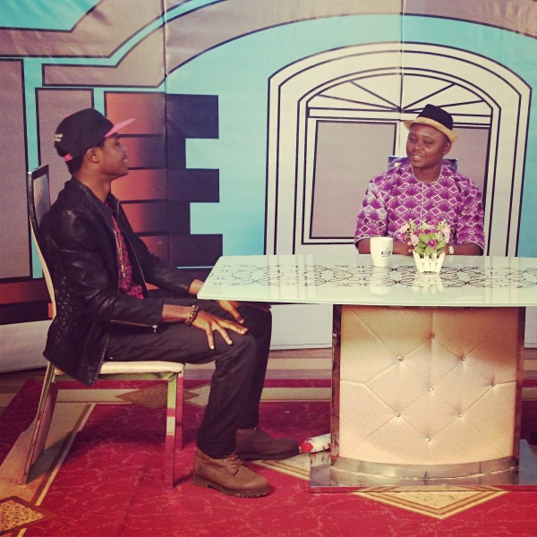 Live Interview with MITV Ibadan